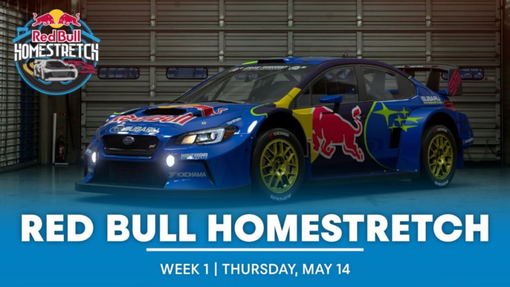Red Bull Homestretch Pro GT Sport Series Begins