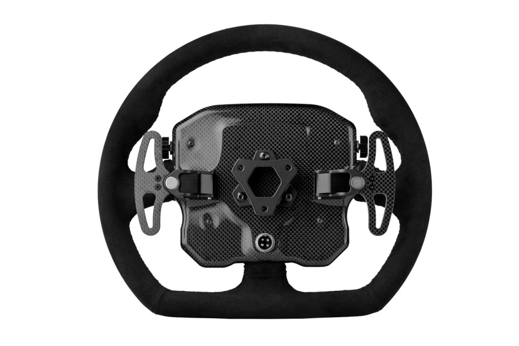 The Rexing Carbon Fibre GT Steering Wheel