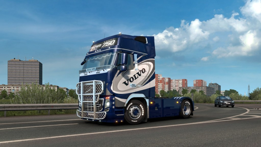 Time to pimp your Volvo truck in ETS 2