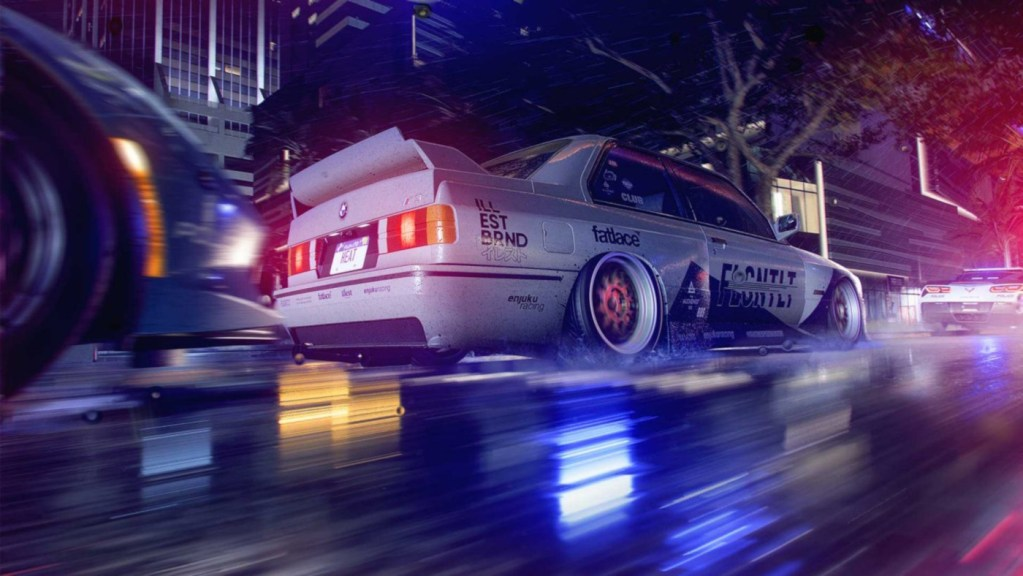 It's the last update coming to Need for Speed Heat...