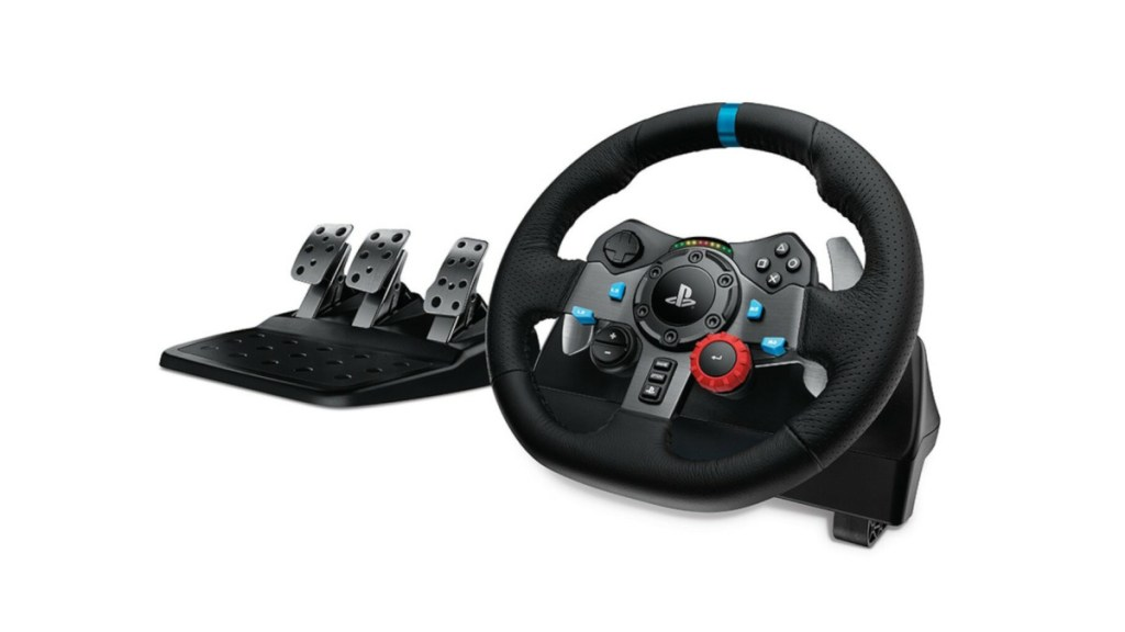 The best sim racing wheels for beginners - the Logitech G29 for the PC/PS4