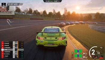 Assetto Corsa Competizione Hotfix 1.5.4 out now