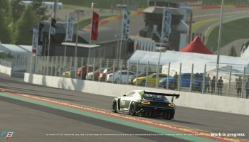 rFactor 2 November 2020 Update Released Ready For Spa DLC