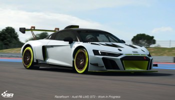 The Audi R8 LMS GT2 Is Coming To RaceRoom in December 2020
