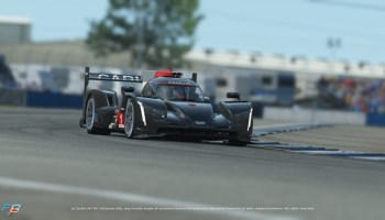 rFactor 2 November Roadmap Update Includes the Cadillac DPi.V.R