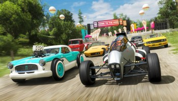 Forza Horizon 4 Hot Wheels Legends DLC Released