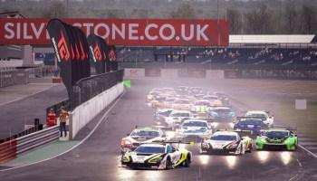 James Baldwin Wins The 2021 British GT3 Esports Championship