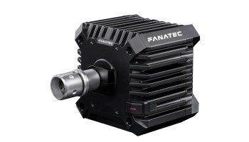 New Fanatec CSL DD Wheel Base Costs Just €349.95