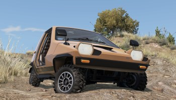 The Ibishu Wigeon arrives with the huge BeamNG.drive v0.23 update