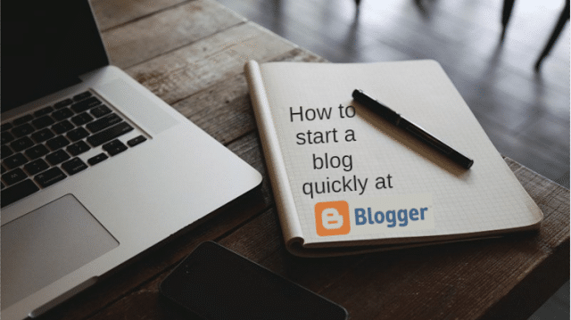 [Easy Guide] How to make a blog on Blogger?