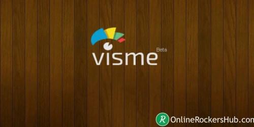 Review of Visme by OnlineRockersHub