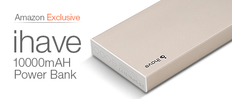 ihave Power Bank - Amazon Exclusive