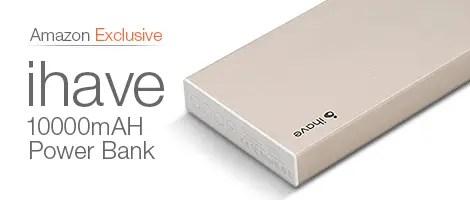 ihave Power Bank - Amazon Exclusive