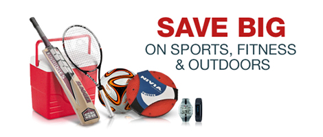 Save Big on Sports Equipment