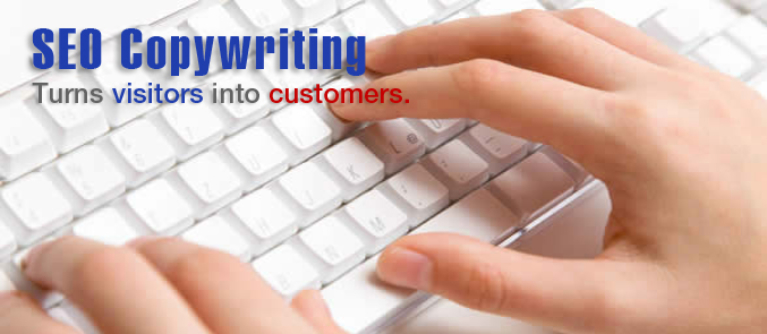 SEO Copywriting - Turn visitors in to customers