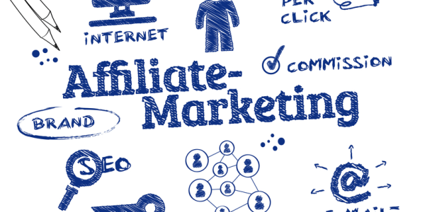 Make money from home with affiliate marketing