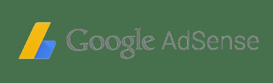 Google Adsense Transparent logo