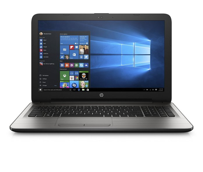 HP 15-BE002TX 15.6-inch Laptop (Core i5 6th Gen8GB1TBWindows 10 Home2GB Graphics), Turbo Silver