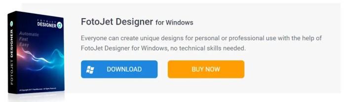 Fotojet Windows Store