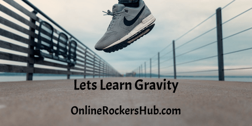 What is gravity, is all about?