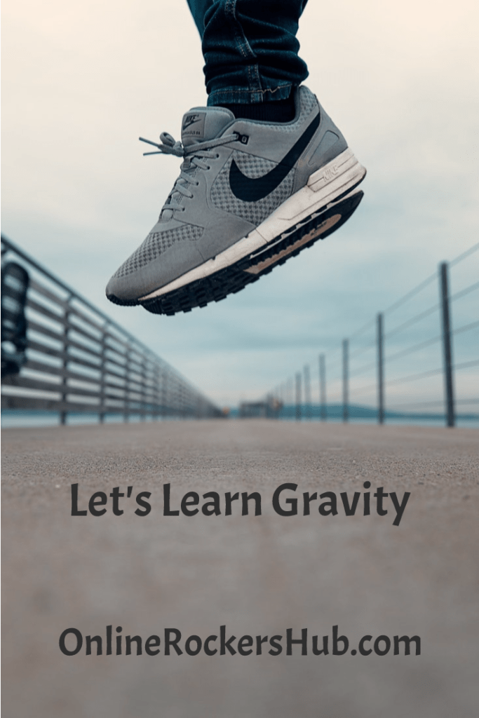 Lets Learn Gravity