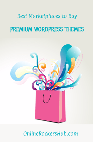 5 Best Marketplaces to buy Premium WordPress Themes