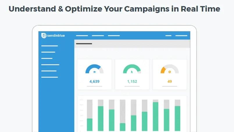SendInBlue Campaign Reports