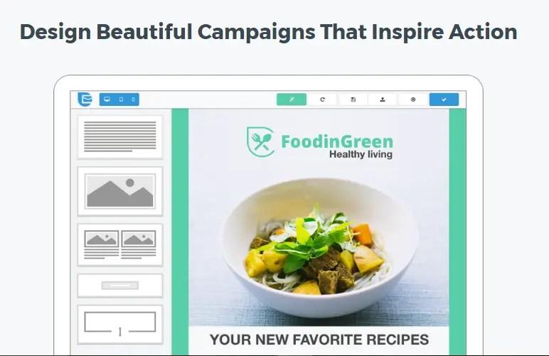 SendInBlue Email Designer