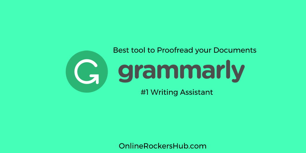 How one tool made my content free from Grammatical mistakes?