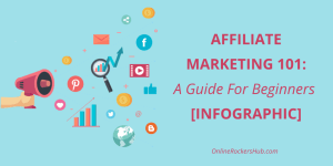 Affiliate Marketing 101: A Guide For Beginners [Infographic]