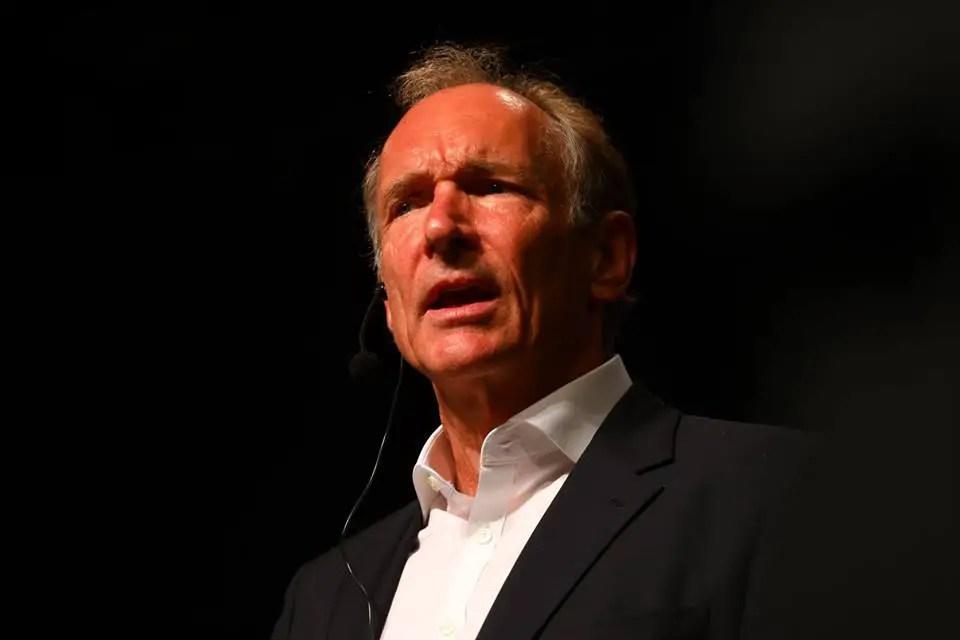 Sir Tim Berners Lee at SSN College of Engineering