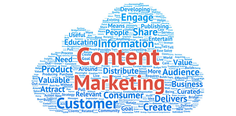Content Marketing is the most effective marketing technique