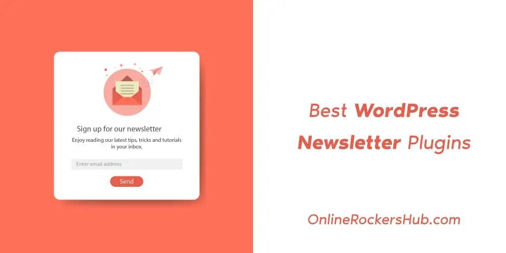 10 Best WordPress Newsletter Plugins in 2019