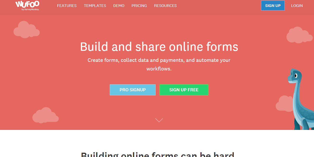 wufoo form builder