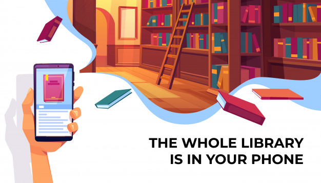 EBooks - The whole Library is in your phone