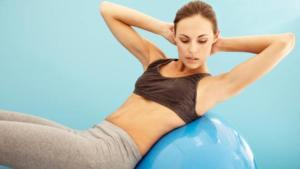 Top 5 exercitii pentru abdomen pentru acasa