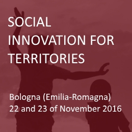 AGORADA+2016 social innovation for territories