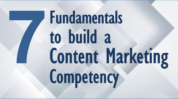 7 Fundamentals to Build a Content Marketing Competency image 7 Fundamentals of Content Marketing.jpg 600x336