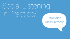 Campaign Measurement: Are You Doing It Right?