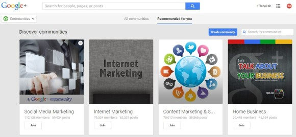 joining google plus communities can help your seo strategy