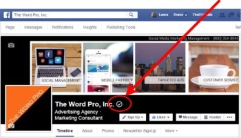 How to Verify Your Local Business Page on Facebook | Online Sales