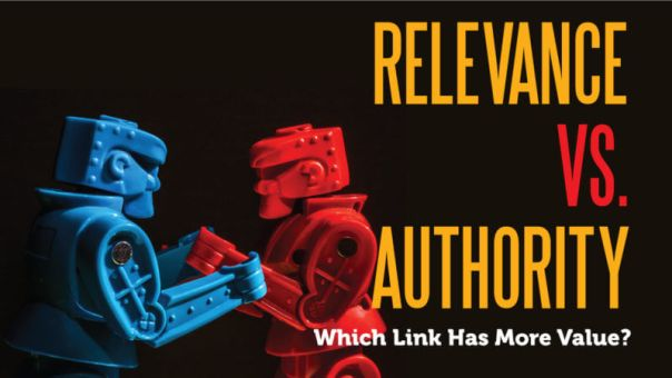 Relevance vs. authority: Which link has more value? (Part 3)