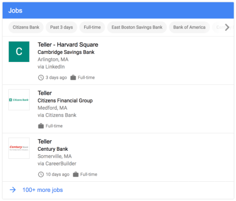Google For Jobs: How to Attract More Candidates to Your Job Postings