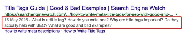 SEO Best Practices For Every Page On Your Site