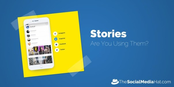 Should Brands Use Social Media Stories? [Infographic]