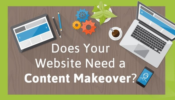 Does Your Website Need a Content Makeover?