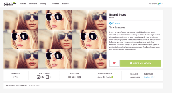 10 Video Ad Templates for E-commerce Marketing