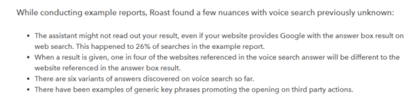 It's time for local business to take voice search seriously