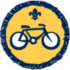 Cyclist badge