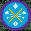 Snowsports badge (Level 2)